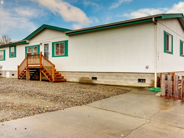 4 bed 3 bath Mobile / Manufactured at 245 Sycamore St Woodland, WA, 98674 is for sale at 179k - 1 of 30