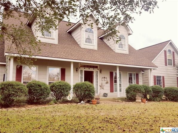 4 bed 3 bath Single Family at 319 County Road 131a Hallettsville, TX, 77964 is for sale at 275k - 1 of 8