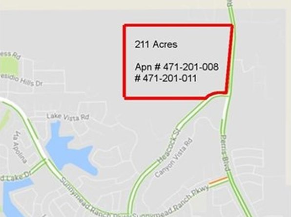 null bed null bath Vacant Land at 0 Heacock St Moreno Valley, CA, 92557 is for sale at 9.59m - 1 of 7