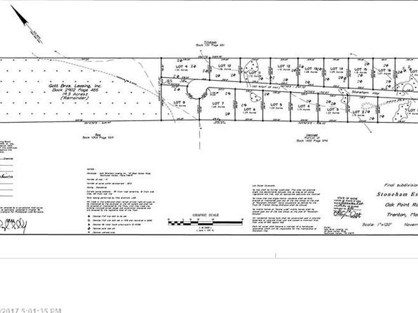 null bed null bath Vacant Land at 5 Stoneham Way Trenton, ME, 04605 is for sale at 38k - 1 of 10