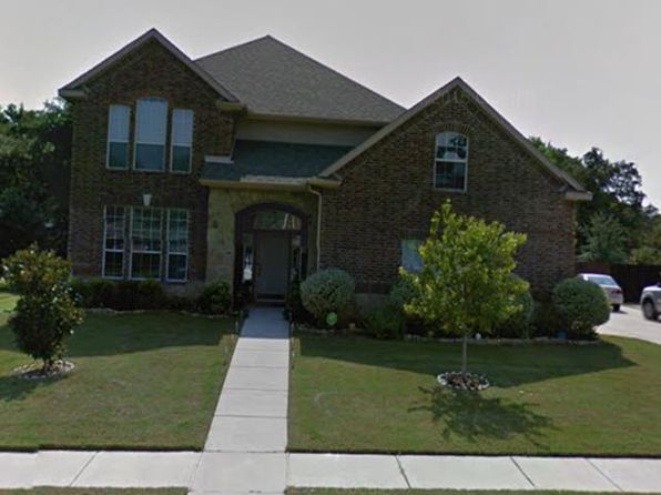 4 bed 4 bath Single Family at 1596 FLYING JIB DR AZLE, TX, 76020 is for sale at 390k - google static map
