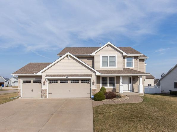 4 bed 2.5 bath Single Family at 6655 International Dr Bettendorf, IA, 52722 is for sale at 355k - 1 of 24