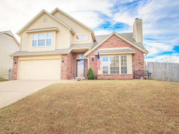 4 bed 3 bath Single Family at 5220 S Redbud Ave Broken Arrow, OK, 74011 is for sale at 185k - 1 of 31
