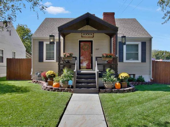2 bed 1 bath Single Family at 257 N Clarence St Wichita, KS, 67203 is for sale at 111k - 1 of 33