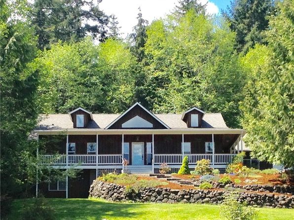 3 bed 3 bath Single Family at 80 E Sea Breeze Ln Shelton, WA, 98584 is for sale at 390k - 1 of 52