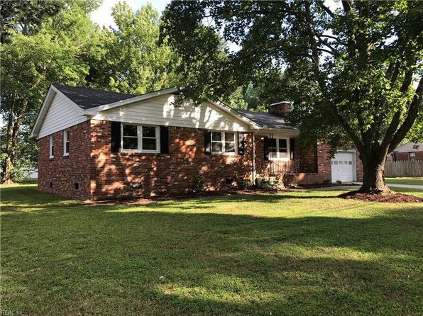 3 bed 2 bath Single Family at 316 Willard Dr Chesapeake, VA, 23322 is for sale at 260k - 1 of 23