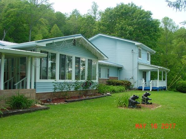 6 bed 3 bath Single Family at 112 Kirkland Branch Rd Bryson City, NC, 28713 is for sale at 320k - 1 of 23