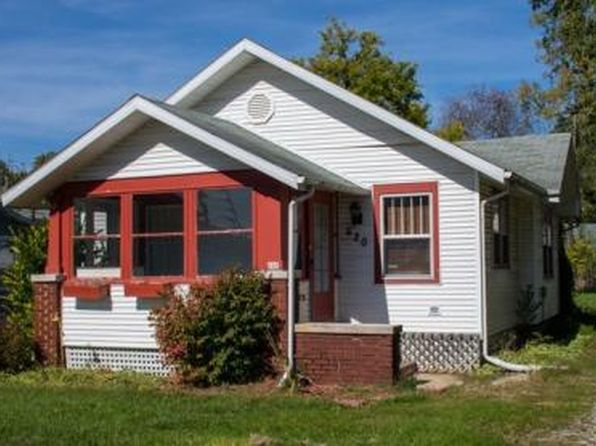 2 bed 1 bath Single Family at 620 Jordan St Elkhart, IN, 46514 is for sale at 56k - 1 of 12