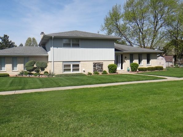 4 bed 2 bath Single Family at 6402 180th St Tinley Park, IL, 60477 is for sale at 210k - 1 of 23
