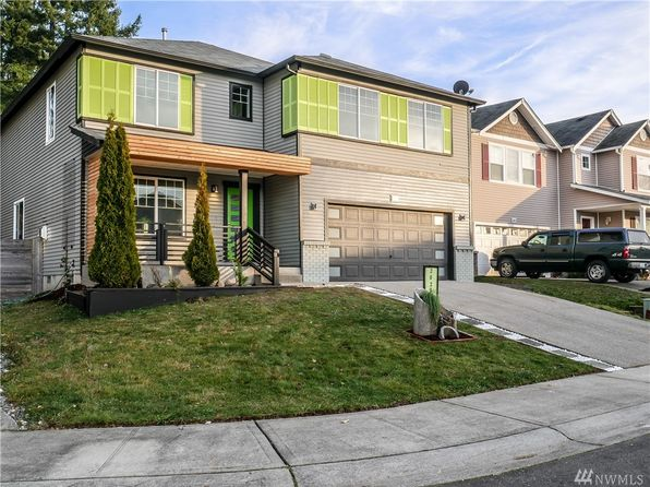 4 bed 3 bath Single Family at 20209 16th Ave E Spanaway, WA, 98387 is for sale at 350k - 1 of 24