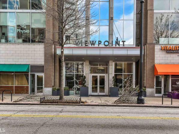 1 bed 1 bath Condo at 855 Peachtree St NE Atlanta, GA, 30308 is for sale at 235k - 1 of 24