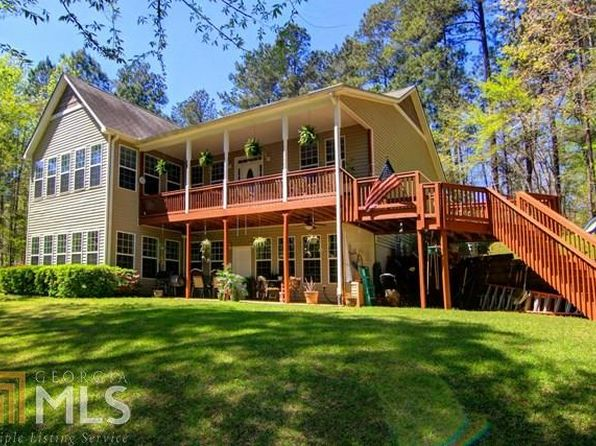4 bed 3 bath Single Family at 152 Earnhart Rd Jackson, GA, 30233 is for sale at 424k - 1 of 25