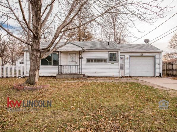 1 bed 1 bath Single Family at 1521 W Q St Lincoln, NE, 68528 is for sale at 80k - 1 of 14