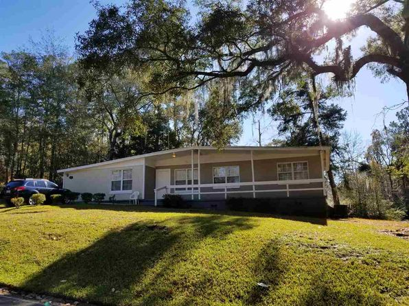 4 bed 2 bath Single Family at 45 Circle Dr Quincy, FL, 32351 is for sale at 95k - 1 of 14