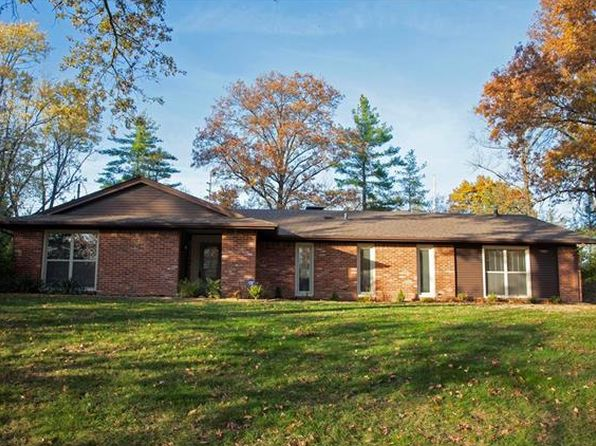 4 bed 2 bath Single Family at 11 Steeple Hill Ln Ballwin, MO, 63011 is for sale at 268k - 1 of 19