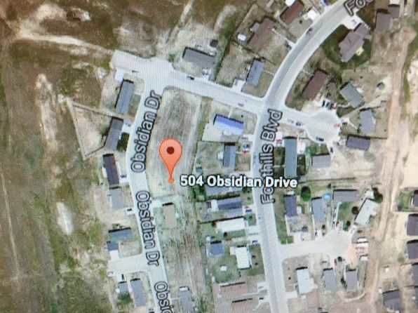 null bed null bath Vacant Land at 504 Obsidian Dr Gillette, WY, 82716 is for sale at 30k - google static map