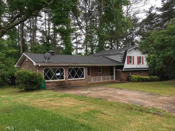 4 bed 2 bath Single Family at 3973 Maxey Hill Dr Stone Mountain, GA, 30083 is for sale at 125k - 1 of 19