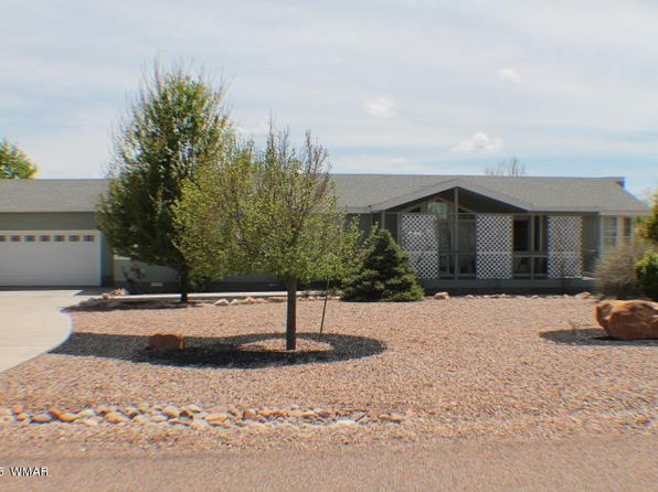 3 bed 2 bath Mobile / Manufactured at 7087 Shilo Trl Show Low, AZ, 85901 is for sale at 192k - 1 of 102