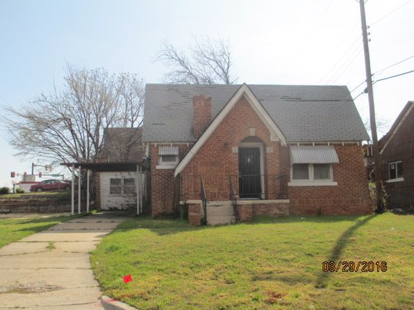 3 bed 1 bath Single Family at 2314 N Everest Ave Oklahoma City, OK, 73111 is for sale at 17k - google static map