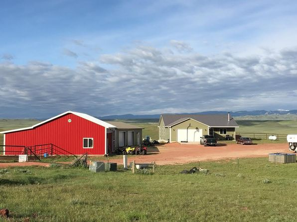 4 bed 3 bath Single Family at 130 Barn Rd Buffalo, WY, 82834 is for sale at 365k - 1 of 9