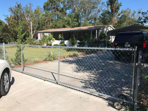 4 bed 2 bath Mobile / Manufactured at 8239 Osteen St Jacksonville, FL, 32210 is for sale at 118k - 1 of 32