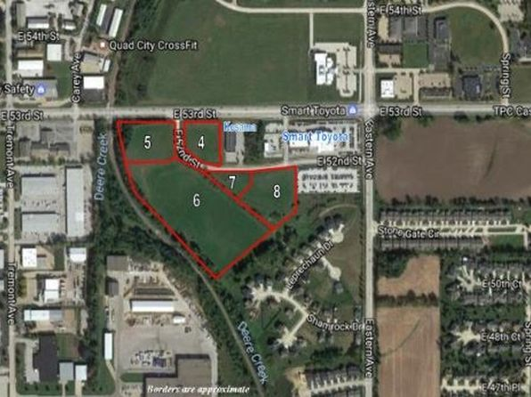 null bed null bath Vacant Land at 53RD St Davenport, IA, 52807 is for sale at 539k - 1 of 2