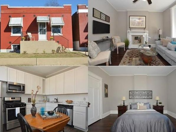 2 bed 1 bath Single Family at 4835 Germania St Saint Louis, MO, 63116 is for sale at 103k - 1 of 23