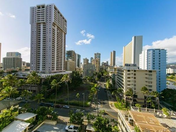 1 bed 1 bath Townhouse at 435 Seaside Ave Honolulu, HI, 96815 is for sale at 380k - 1 of 20