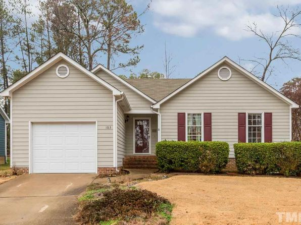 3 bed 2 bath Single Family at 103 BRIGHT ANGEL DR CARY, NC, 27513 is for sale at 227k - 1 of 23