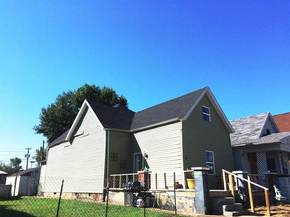2 bed 1 bath Single Family at 1516-1518 W Maryland St Evansville, IN, 47710 is for sale at 50k - 1 of 17