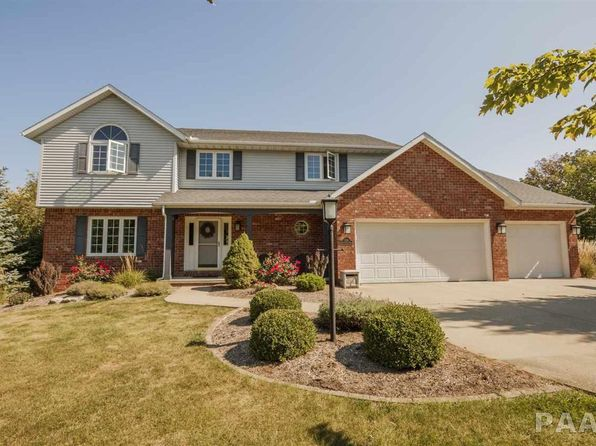 4 bed 3 bath Single Family at 1336 N Hickory Hills Rd Germantown Hills, IL, 61548 is for sale at 290k - 1 of 36