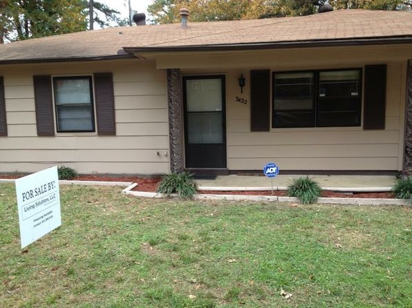 3 bed 2 bath Single Family at 3422 Arapaho Trl Little Rock, AR, 72209 is for sale at 75k - 1 of 5