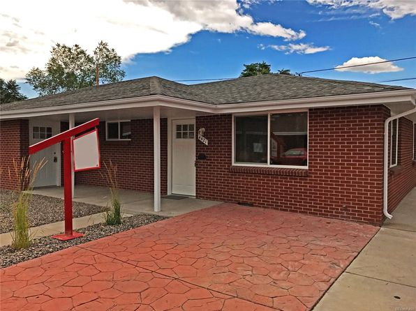 4 bed 2 bath Single Family at 4421-4423 W Tennessee Ave Denver, CO, 80219 is for sale at 520k - 1 of 7