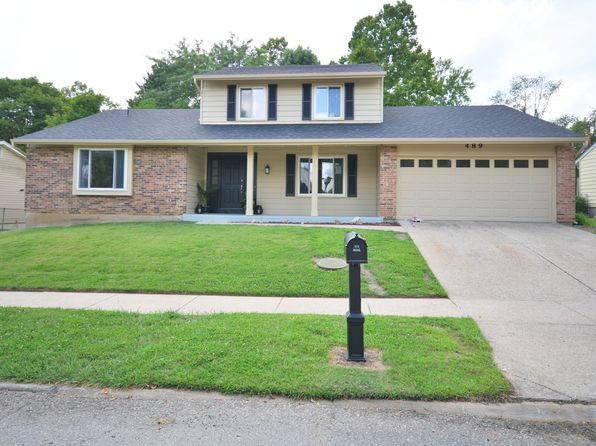 4 bed 3 bath Single Family at 489 Melanie Meadows Ln Ballwin, MO, 63021 is for sale at 340k - 1 of 18