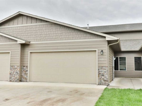 3 bed 2.5 bath Townhouse at 5922 S Bounty Pl Sioux Falls, SD, 57108 is for sale at 183k - google static map