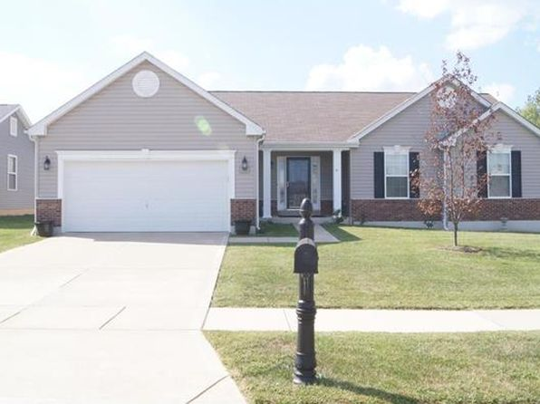 3 bed 3 bath Single Family at 143 Shadow Pointe Dr Wentzville, MO, 63385 is for sale at 220k - 1 of 18
