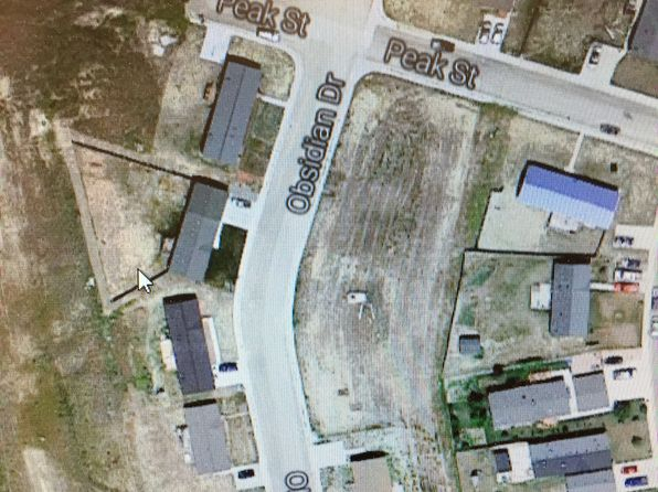 null bed null bath Vacant Land at 3705 Broadway St Gillette, WY, 82716 is for sale at 30k - google static map