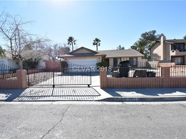3 bed 2 bath Single Family at 2357 E HACIENDA AVE LAS VEGAS, NV, 89119 is for sale at 199k - 1 of 17