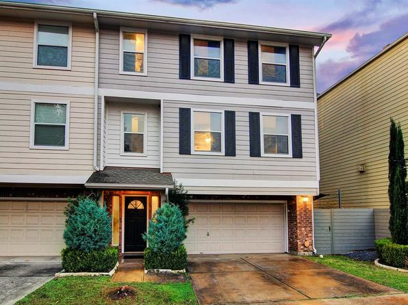 4 bed 3 bath Townhouse at 1611 Detering St Houston, TX, 77007 is for sale at 419k - 1 of 17