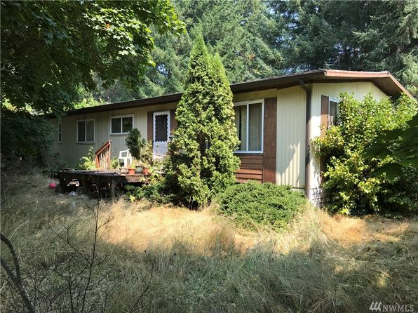 3 bed 2 bath Single Family at 70 NE Little Mission Creek Ln Belfair, WA, 98528 is for sale at 40k - 1 of 7