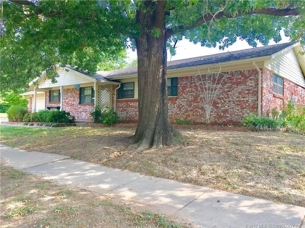 3 bed 2 bath Single Family at 1733 S 110th East Ave Tulsa, OK, 74128 is for sale at 104k - 1 of 34