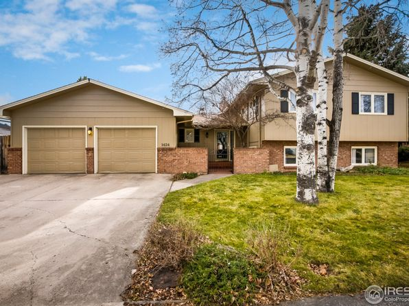 4 bed 3 bath Single Family at 1424 Antero Dr Loveland, CO, 80538 is for sale at 435k - 1 of 33