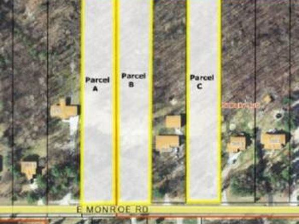null bed null bath Vacant Land at  Parcel C Monroe Rd Larkin Twp., MI, 48642 is for sale at 35k - google static map