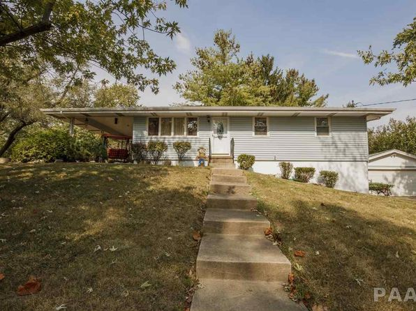 4 bed 2 bath Single Family at 1815 W Daytona Dr Peoria, IL, 61614 is for sale at 128k - 1 of 36