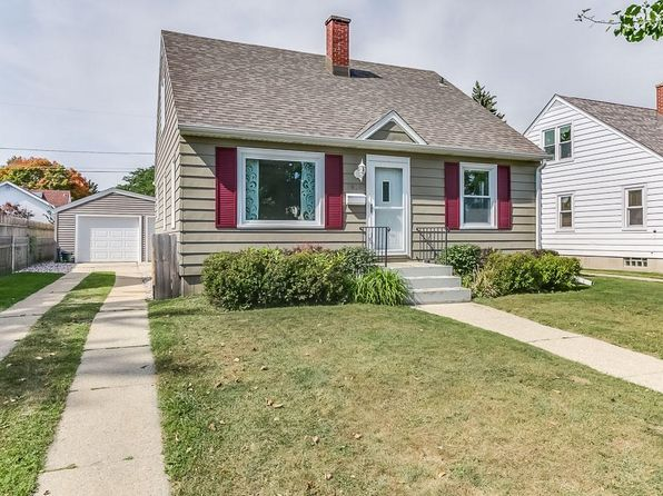 4 bed 1 bath Single Family at 7816 19th Ave Kenosha, WI, 53143 is for sale at 160k - 1 of 21