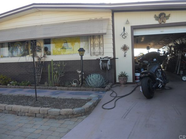 2 bed 2 bath Mobile / Manufactured at 26071 Bamboo Palm Dr Homeland, CA, 92548 is for sale at 85k - 1 of 25
