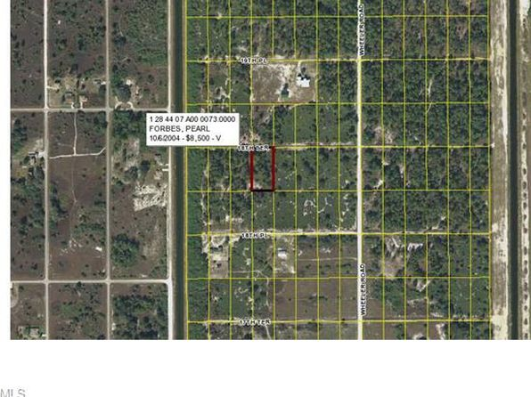 null bed null bath Vacant Land at 7861 18TH TER LABELLE, FL, 33935 is for sale at 20k - google static map