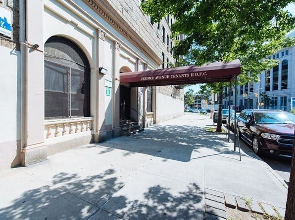1 bed 1 bath Cooperative at 941 Jerome Ave Bronx, NY, 10452 is for sale at 115k - 1 of 11