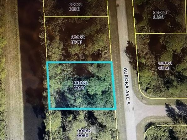 null bed null bath Vacant Land at 228 AURORA AVE S LEHIGH ACRES, FL, 33974 is for sale at 9k - google static map