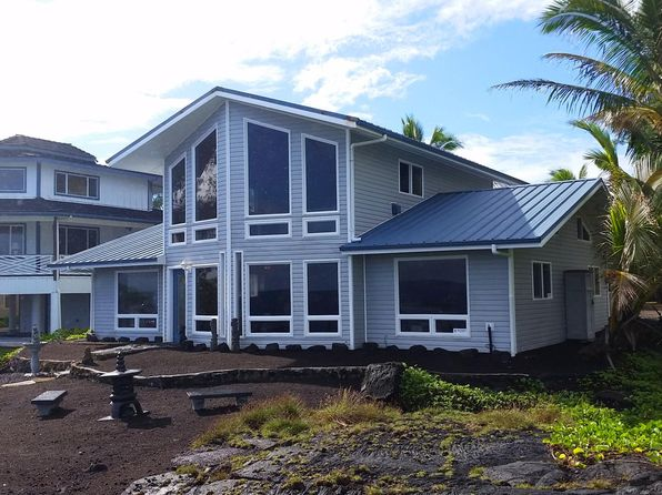 3 bed 2 bath Single Family at 15-1075 Ala Heiau Rd Keaau, HI, 96749 is for sale at 750k - 1 of 12